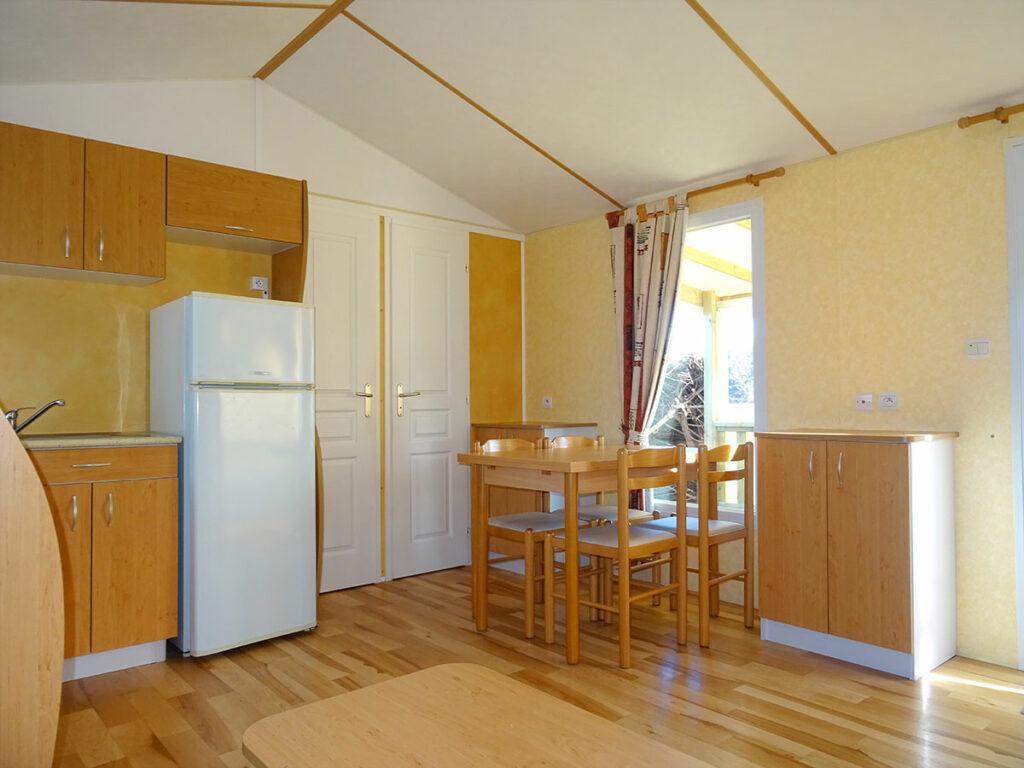 mobil-home 3 chambres - camping sur la côte vendéenne**** - camping LA YOLE**** à 1800m des plages de St Jean de Monts
