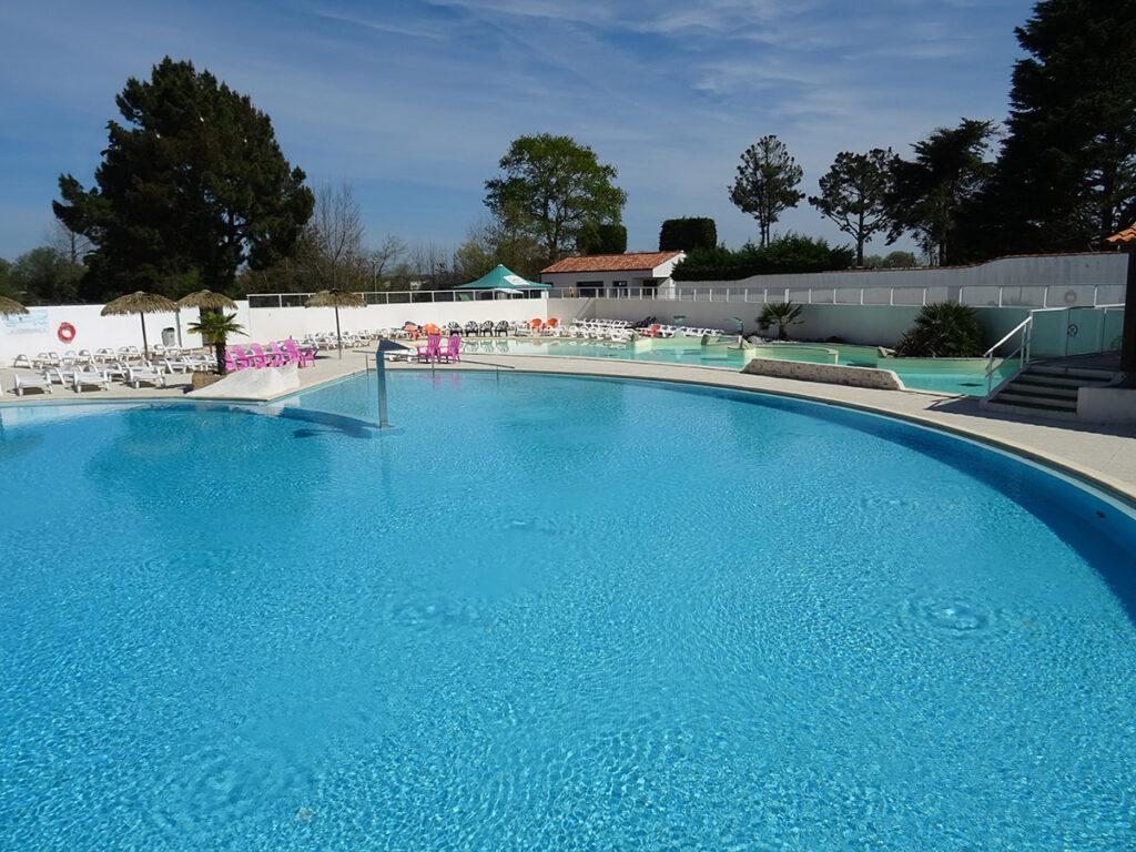 vacances à Saint Jean de Monts - Mer et Soleil - camping La camping La Yole**** Espace aquatique chauffé 800m2