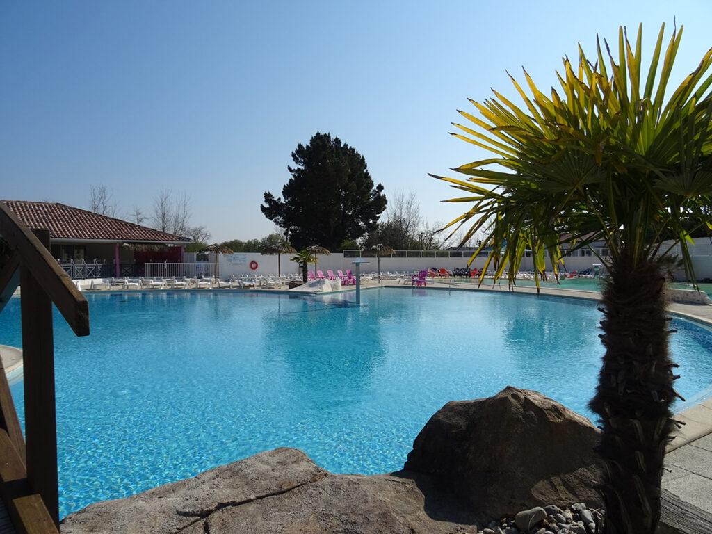 Mobil-home à Saint Jean de Monts - Mer et Soleil - Camping La Yole**** espace aquatique 800m2 chauffé
